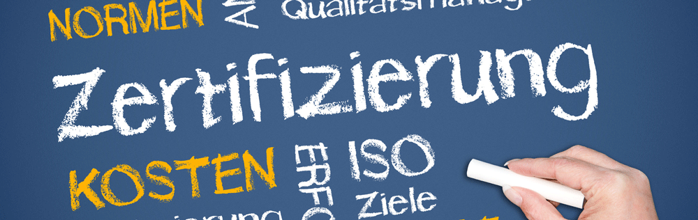 Zertifizierung-Header
